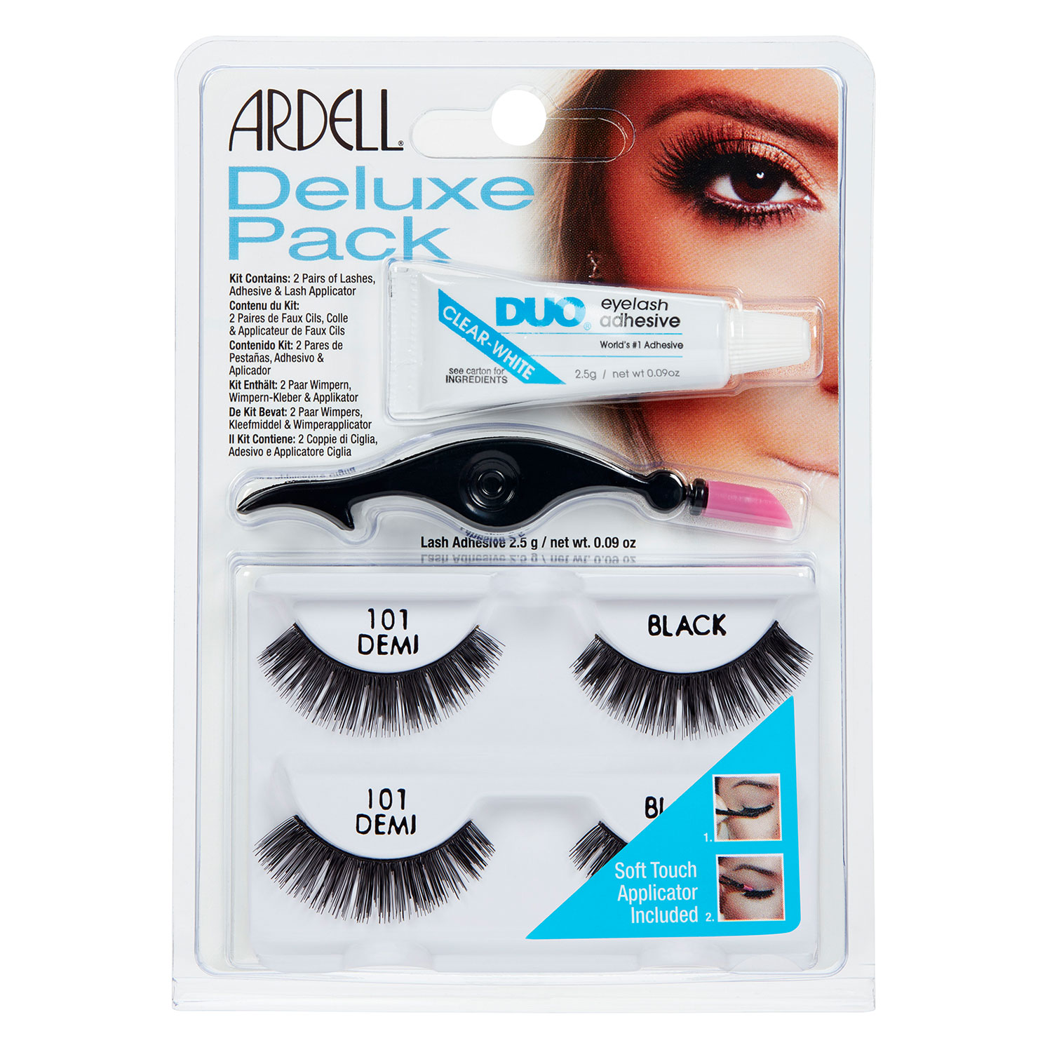 Ardell False Lashes   Deluxe Pack 30   Ardell   PerfectHair.ch
